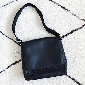 NWT Authentic Coach Messenger Bag